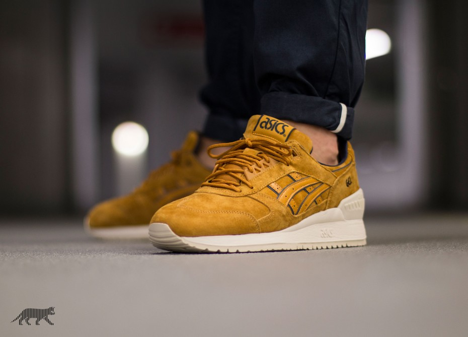 wheat asics gel lyte 5