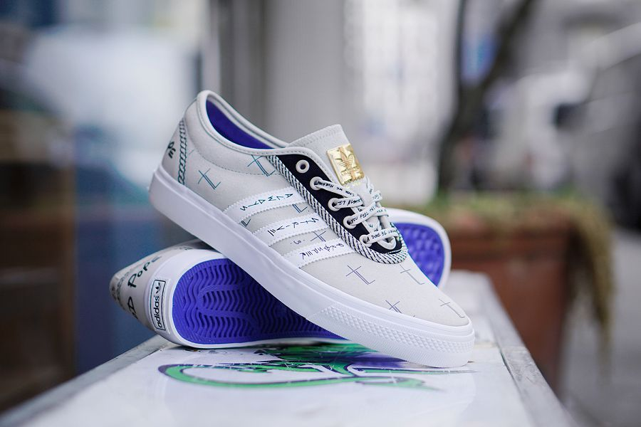 official photos 0479b 08d7c high-quality Trap Lord x adidas Skateboarding Adi-Ease Available