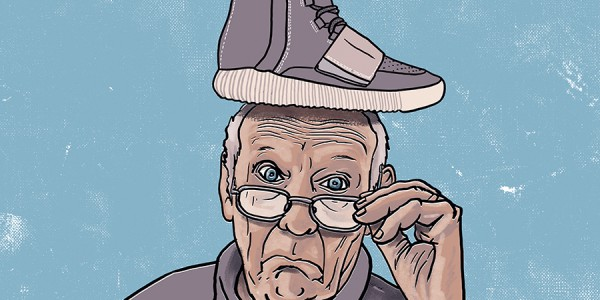 9 signs you're too old to be a sneakerhead