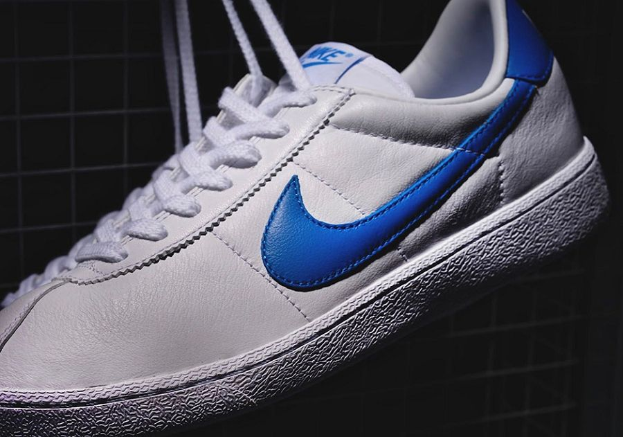 release date: 2ff69 c7ea7 lovely Another Leather Nike Bruin QS Hits Stores Soon