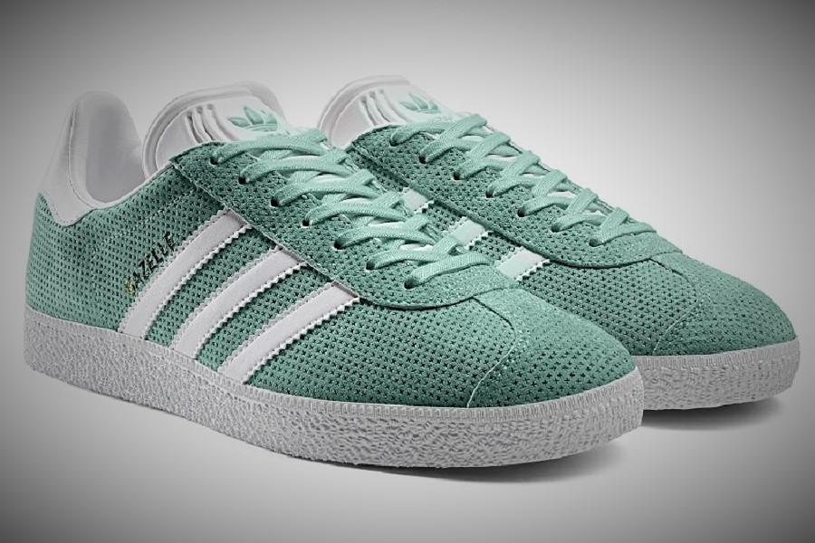Adidas Gazelle Mint Green
