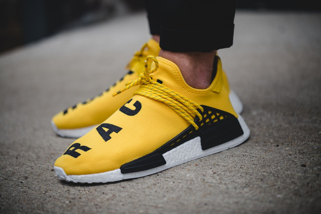 a0326ad83c76b Adidas Human Race NMD Pharrell Williams Hu Oreo trail black