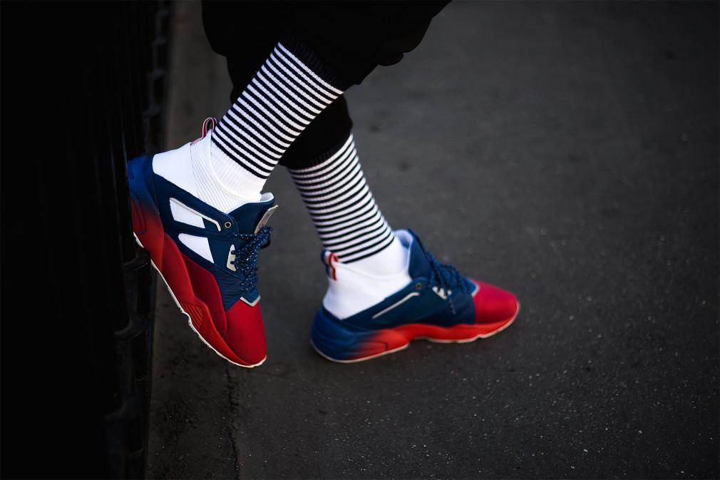 e29e55315992 80%OFF Sneakerness x Puma Blaze of Glory Sock - ckpetnutrition.com