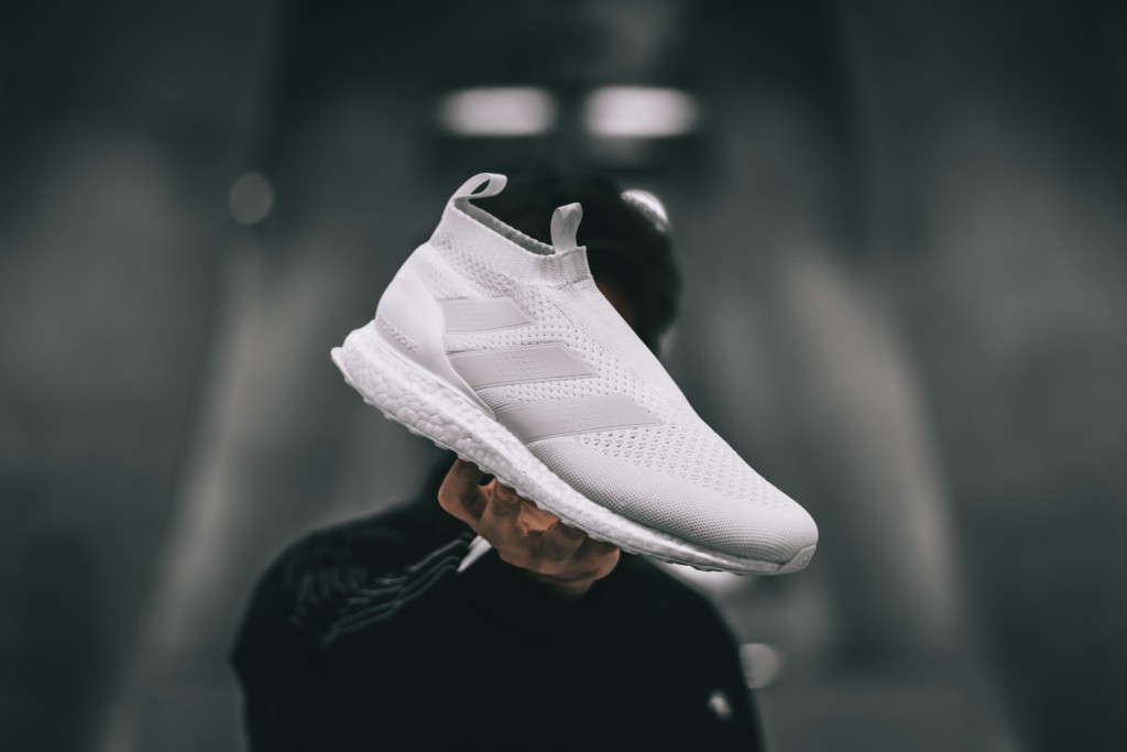 Outlet Black Adidas Ace 16 PureControl UltraBoost Released