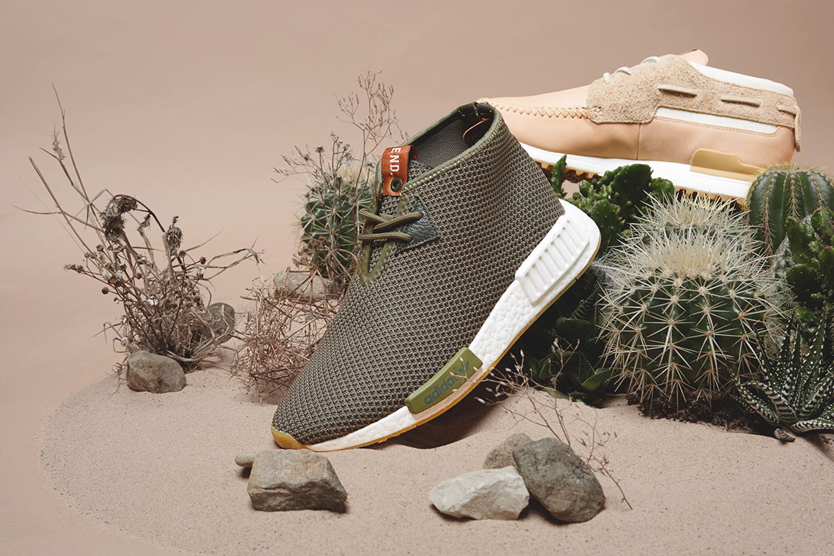 adidas consortium zx 700 boat end clothing collaboration