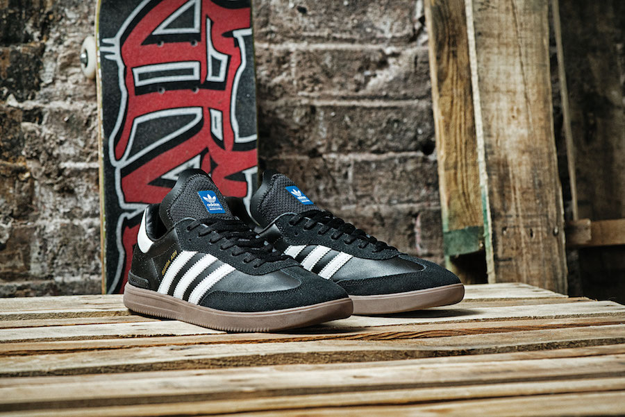 adidas skateboarding samba adv sneakers magazine. Black Bedroom Furniture Sets. Home Design Ideas