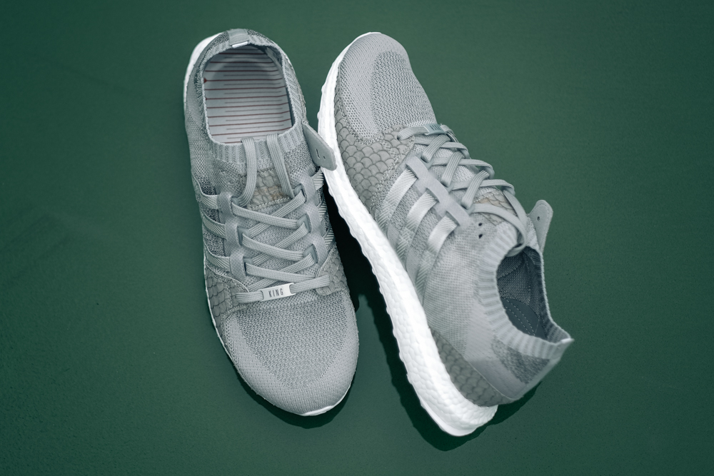 Adidas Eqt King Push Grayscale