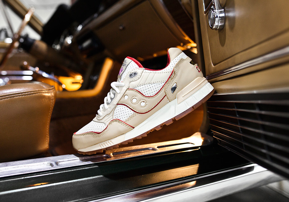 extra butter x saucony