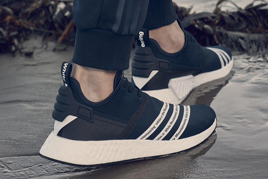 Adidas Originals X White Mountaineering Energy Boost Running Shoes