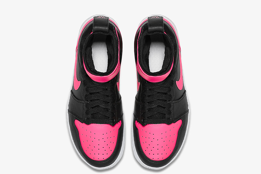 ... The Girls Air Jordan 1 Retro High SW is available today from nike.com  in ... 7a13446d0