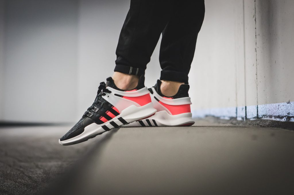 adidas EQT Support 93/17 Shoes Black adidas Australia