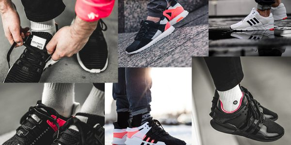 What You Need to Know about adidas EQT 2017