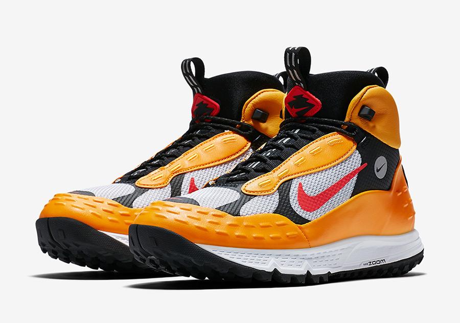 Nike Zoom Terra Sertig '16 – an Evolution