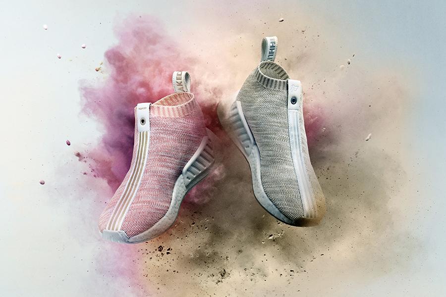 Cheap Adidas Nmd R1 Raw Pink Glitch W
