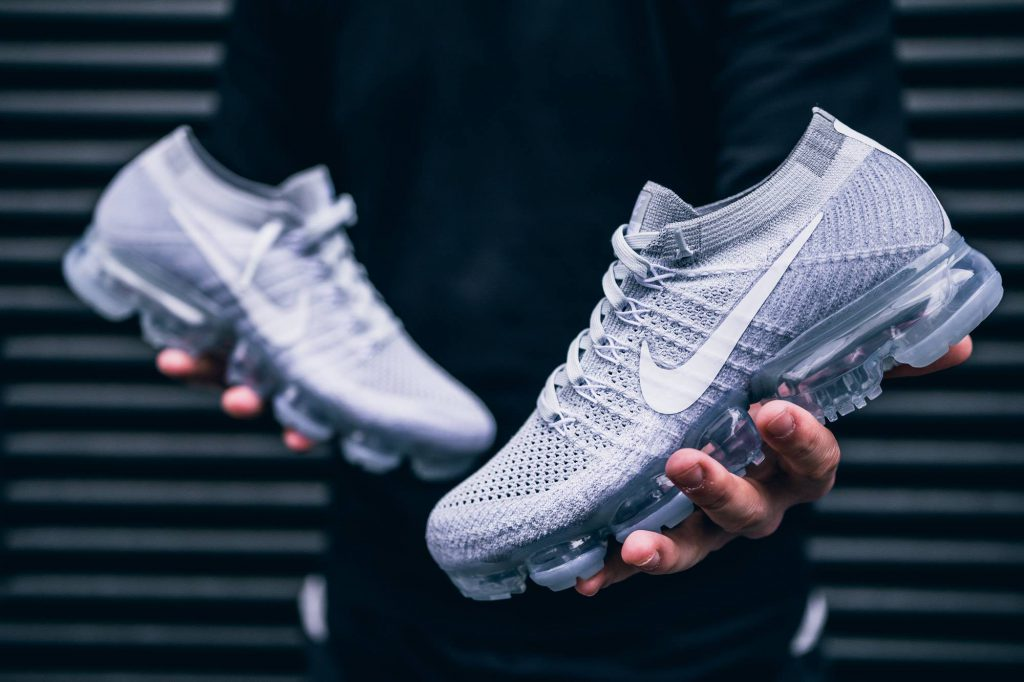 NikeLab Air VaporMax Flyknit Men's Running Shoe. Nike IE