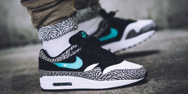 Nike Air Max 1 x Atmos Elephant Online Release