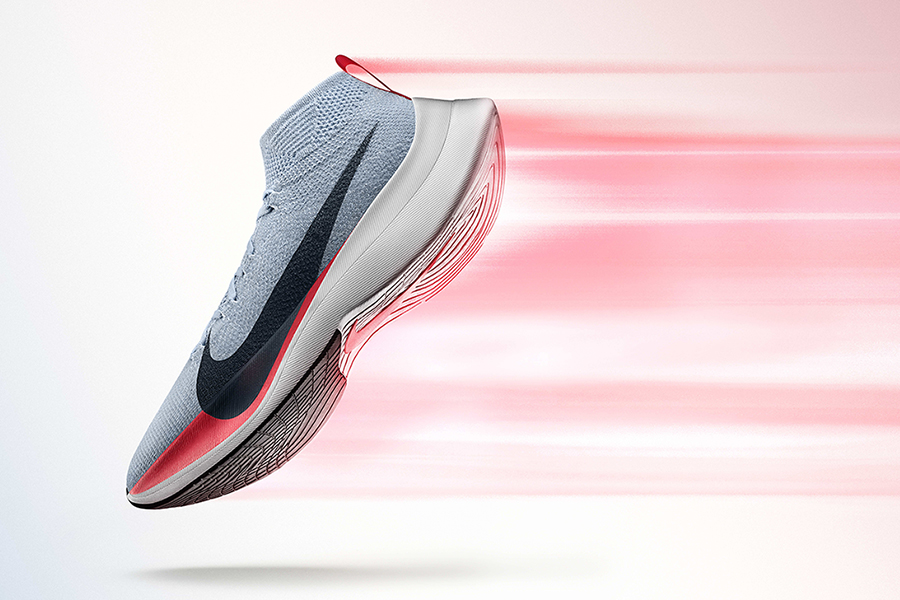 Check Out the Innovative Nike Zoom Vaporfly Elite Silhouette