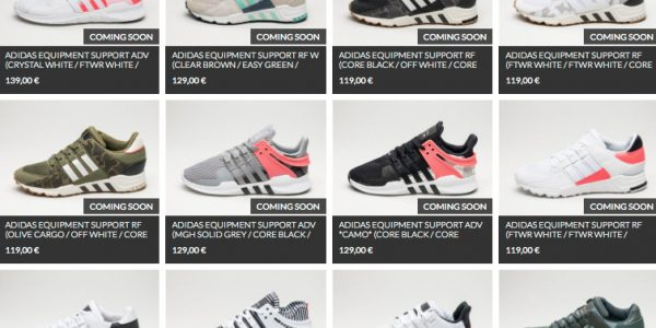 adidas Originals EQT Drop 2 – Release Info