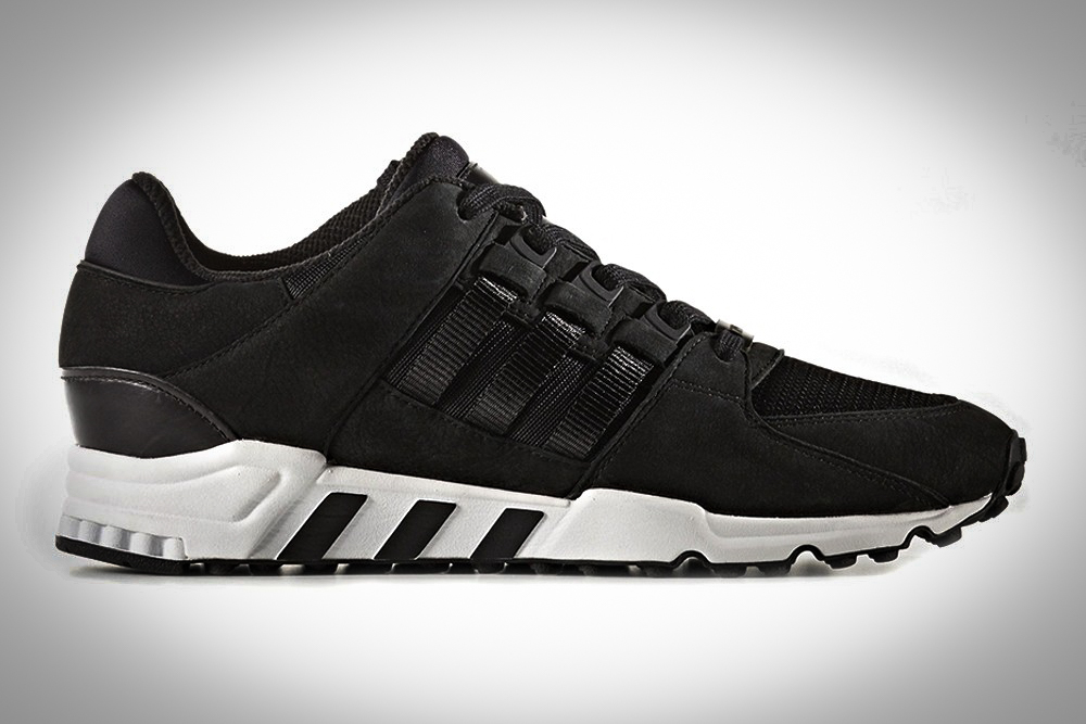 """finest selection 5ab91 09dae ... adidas Originals EQT Support RF """"Black Pack"""" ..."""
