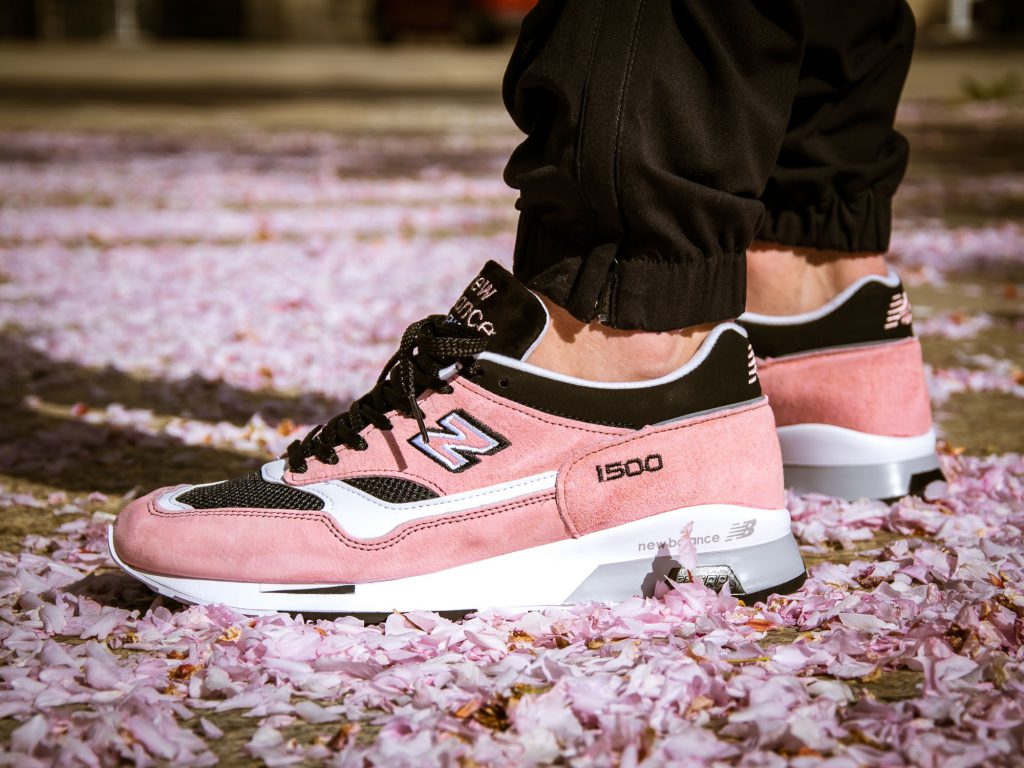new balance 1500 made in england pink