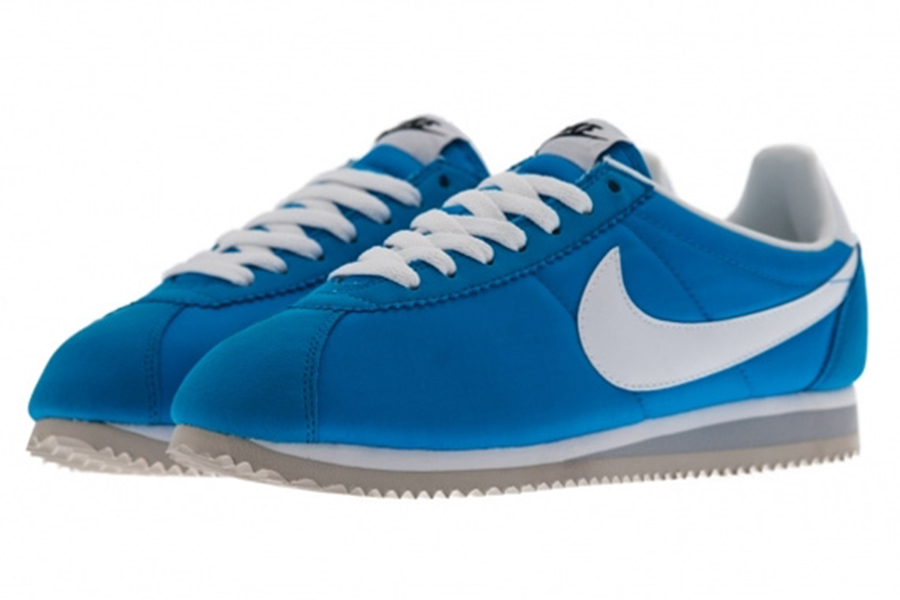 Nike Cortez White And Blue f44365100
