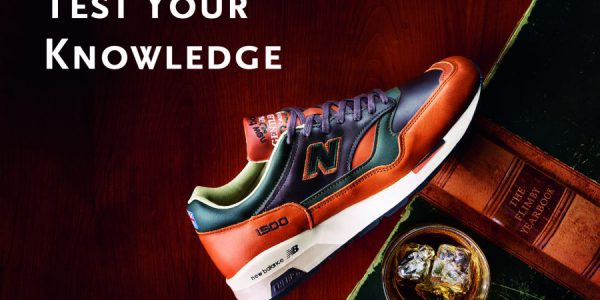 The Big New Balance Quiz