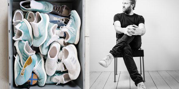 Footwear Designer Alexander Taylor