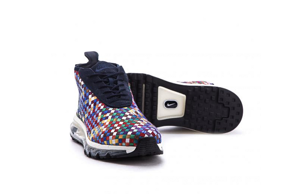 Air Max Woven Boot Multicolor