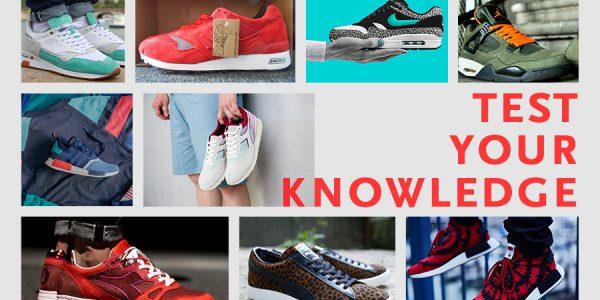 The Big Sneaker Collab Quiz