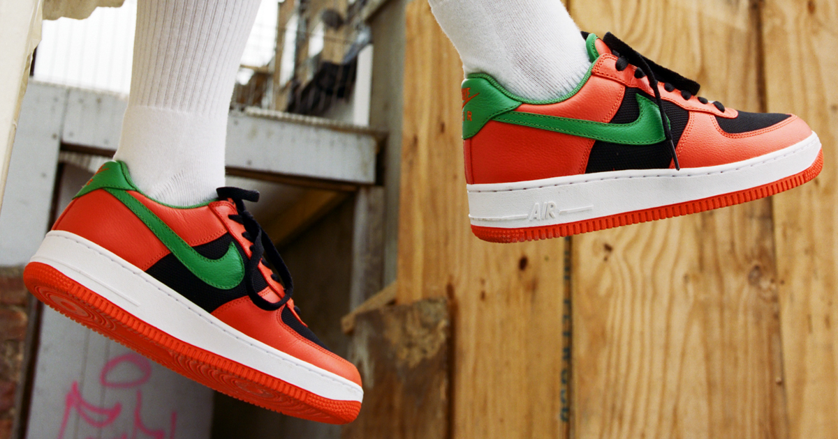 "Nike Air Force 1 ""Carnival"" Pack"