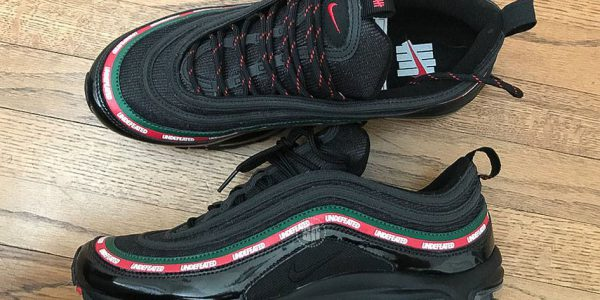 A First Look at the UNDFT x Nike Air Max 97
