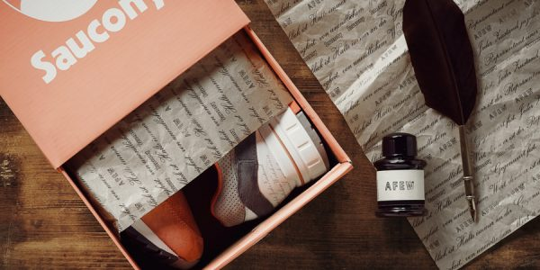 Afew and Saucony Craft a Sneaker Collab Dedicated to Goethe
