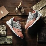 Afew x Saucony Shadow Master 5000 GOETHE (Editorial)