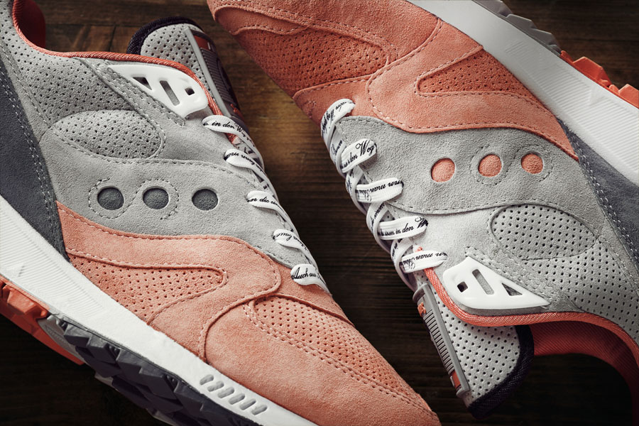 Afew x Saucony Shadow Master 5000 GOETHE (Side)