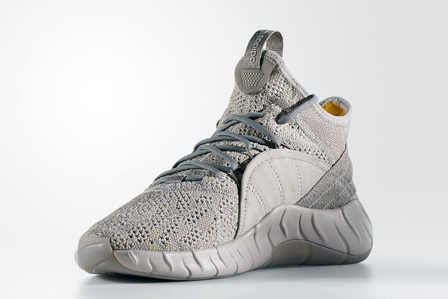 ADIDAS ORIGINALS TUBULAR RISE PRIMEKNIT TAN BY4139
