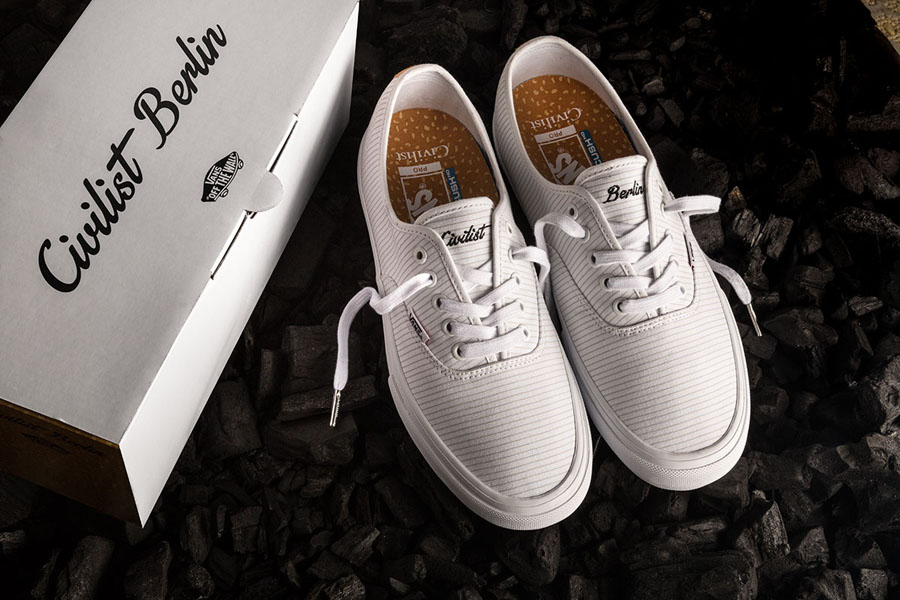 Vans x Civilist – Coffee & Cigarettes - Authentic Pro Cigarette