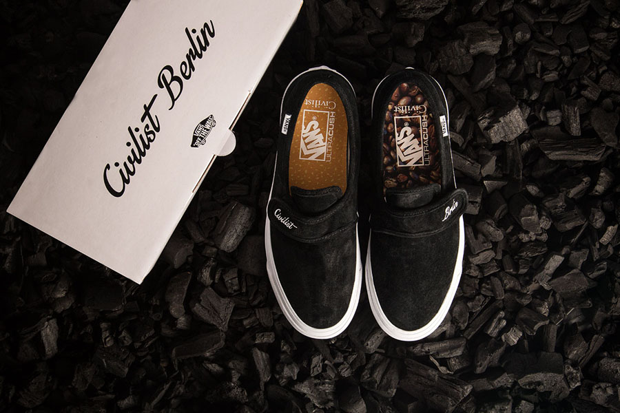 Vans x Civilist – Coffee & Cigarettes - Style 47 DX