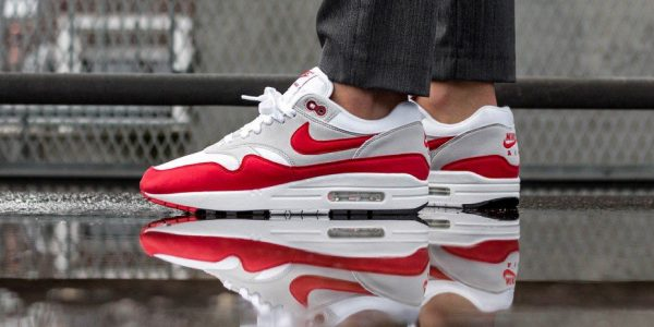 "Here's an ""On-Feet"" Look at the Nike Air Max 1 OG Restock"