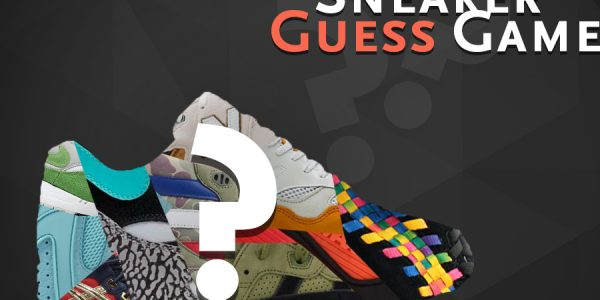 Start The Big Sneaker Guess Game Now