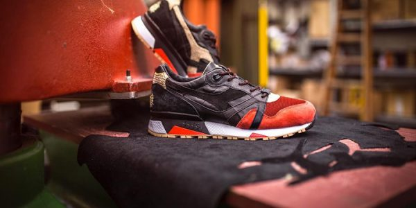 The LimitEDitions x Diadora N9000 'Correfocs' Is For Loyal Fans Only