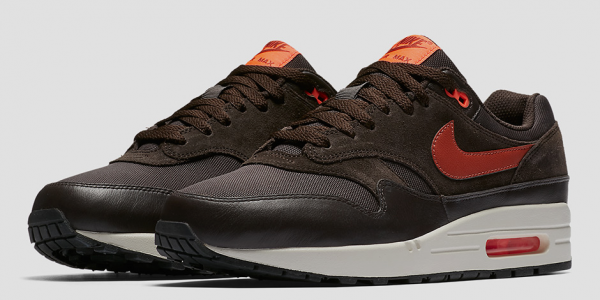 Nike Starts Autumn with a Matching Air Max 1 Colorway
