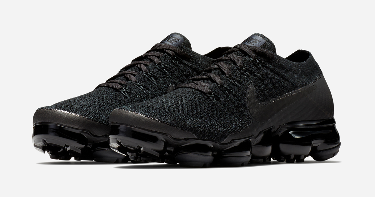 b900aa4cee air vapor max triple black new release Explore and buy the Nike Air VaporMax  ...