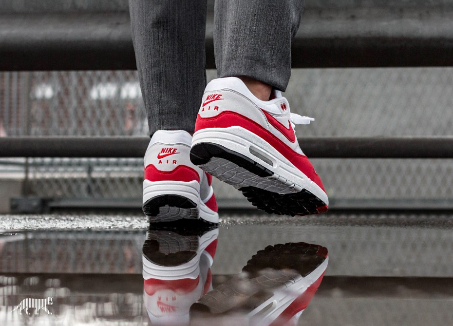 "buy online c92f0 b2247 ... feet - sneakerkult The Nike Air Max 1 OG ""Anniversary"" will be released  on September 23 via ..."