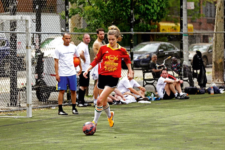 Chinatown Soccer Club - Hope Watson at CSC Invitational (2015)