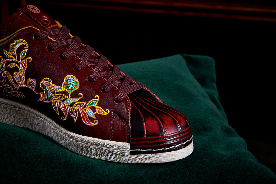 adidas Consortium by Limited Edt Superstar - Shelltoe