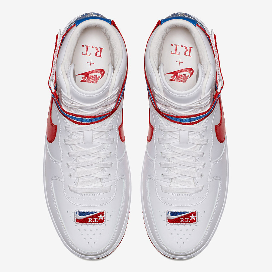 Riccardo Tisci x Nike Lab Victorious Minotaurs - Nike Air Force 1 White (Top)