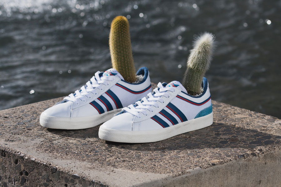Alltimers x adidas Skateboarding Collection - Campus Vulc