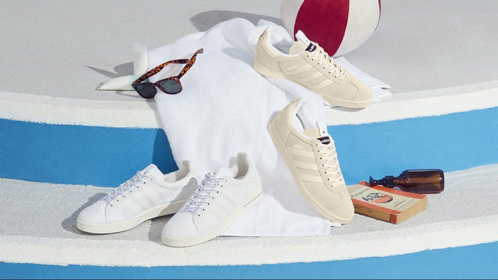 Sneaker Releases in October 2017 - United Arrows x Slam Jam Socialism x adidas Consortium Sneaker Exchange