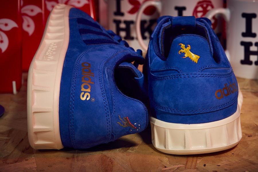 Juice x Footpatrol adidas Consortium Sneaker Exchange - Handball Top (Back)