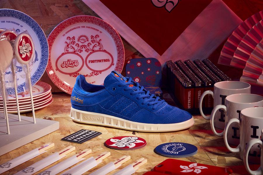 Juice x Footpatrol adidas Consortium Sneaker Exchange - Handball Top